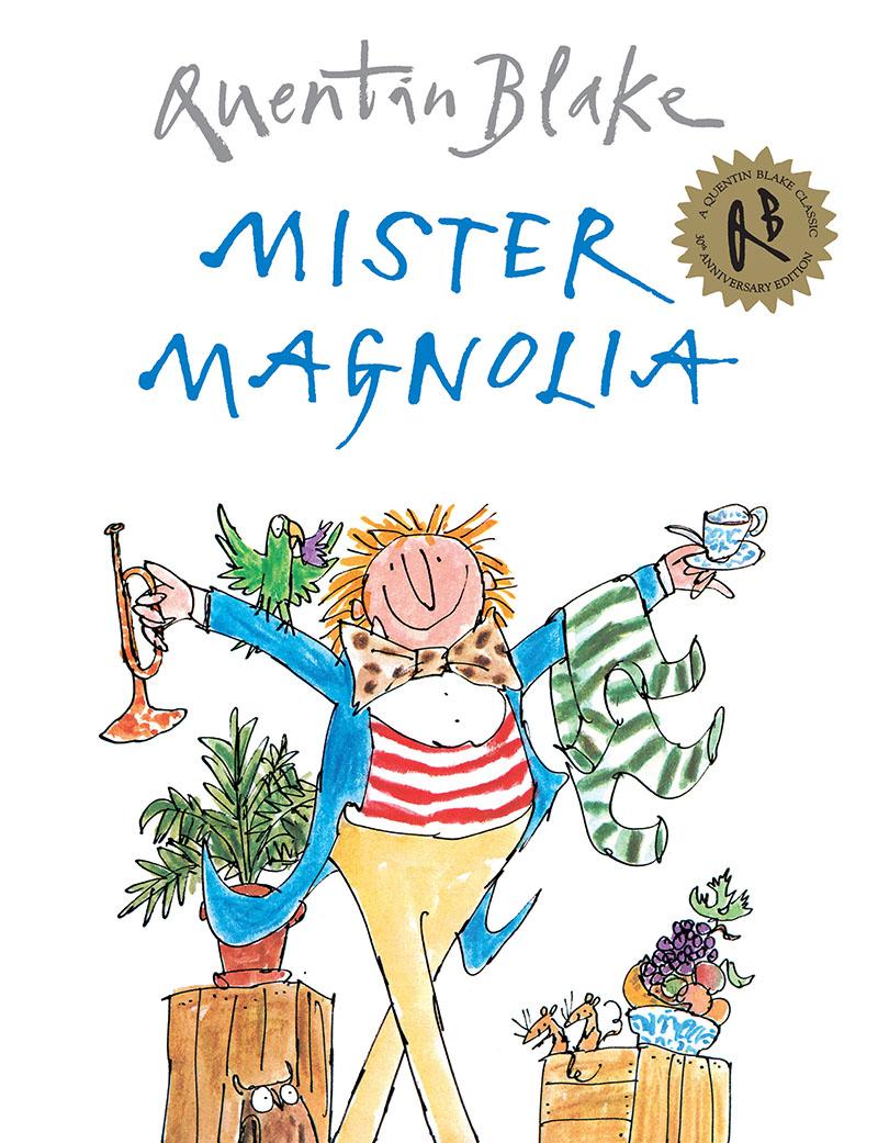 Mister Magnolia - Jacket