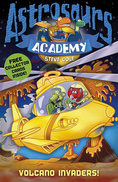 Astrosaurs Academy 7: Volcano Invaders! - Jacket