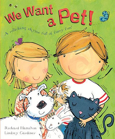We Want a Pet! - Jacket