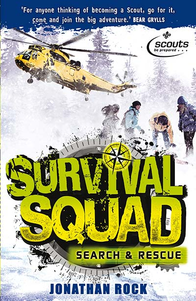 Survival Squad: Search and Rescue - Jacket