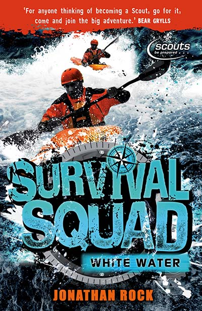 Survival Squad: Whitewater - Jacket