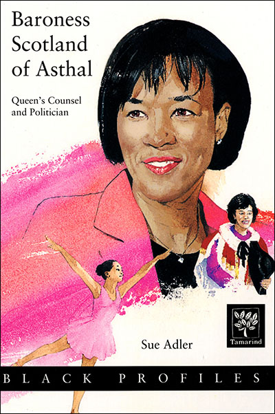 Baroness Scotland of Asthal - Jacket