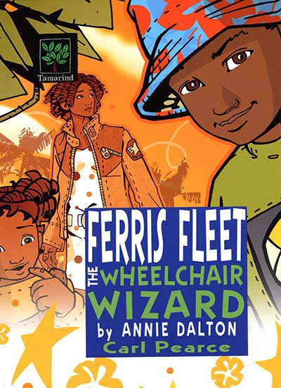 Ferris Fleet the Wheelchair Wizard - Jacket