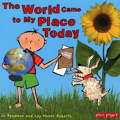 The World Came To My Place Today - Jacket
