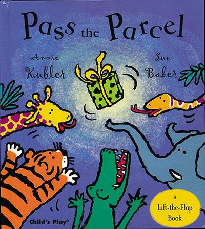 Pass the Parcel - Jacket