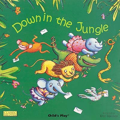 Down in the Jungle - Jacket