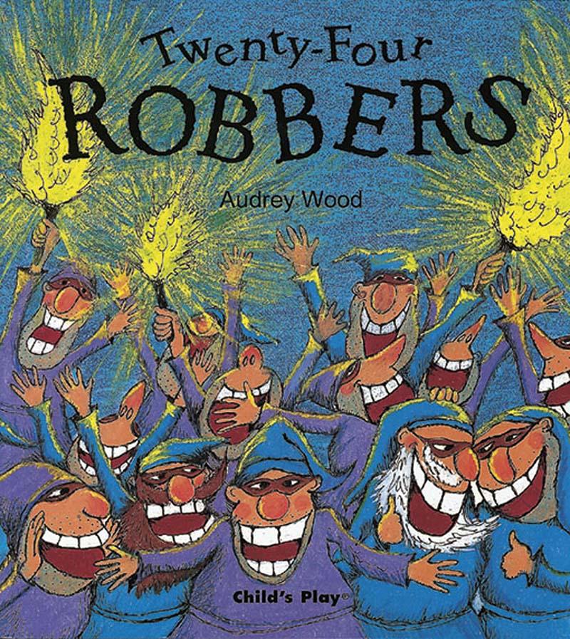 Twenty-Four Robbers - Jacket