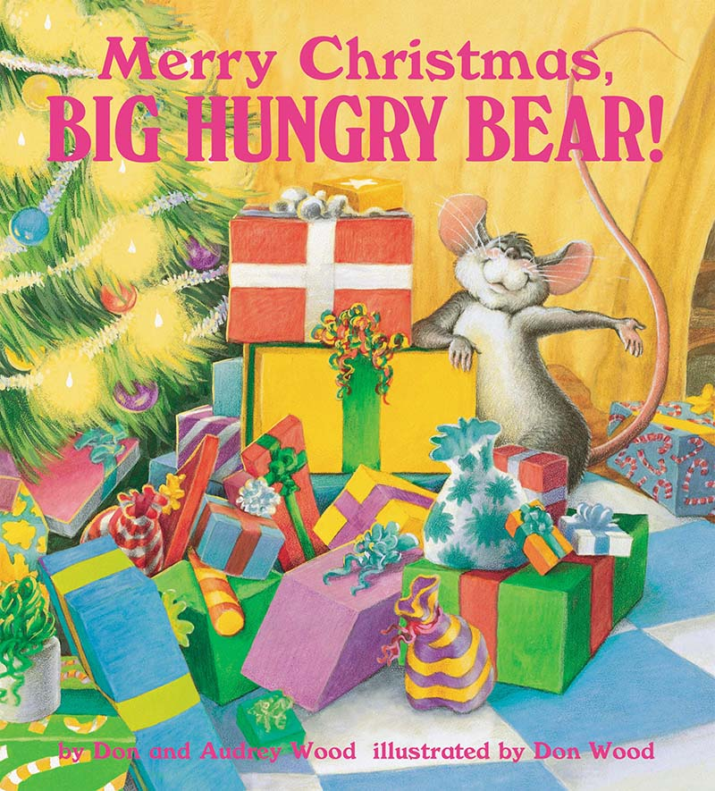 Merry Christmas, Big Hungry Bear! - Jacket