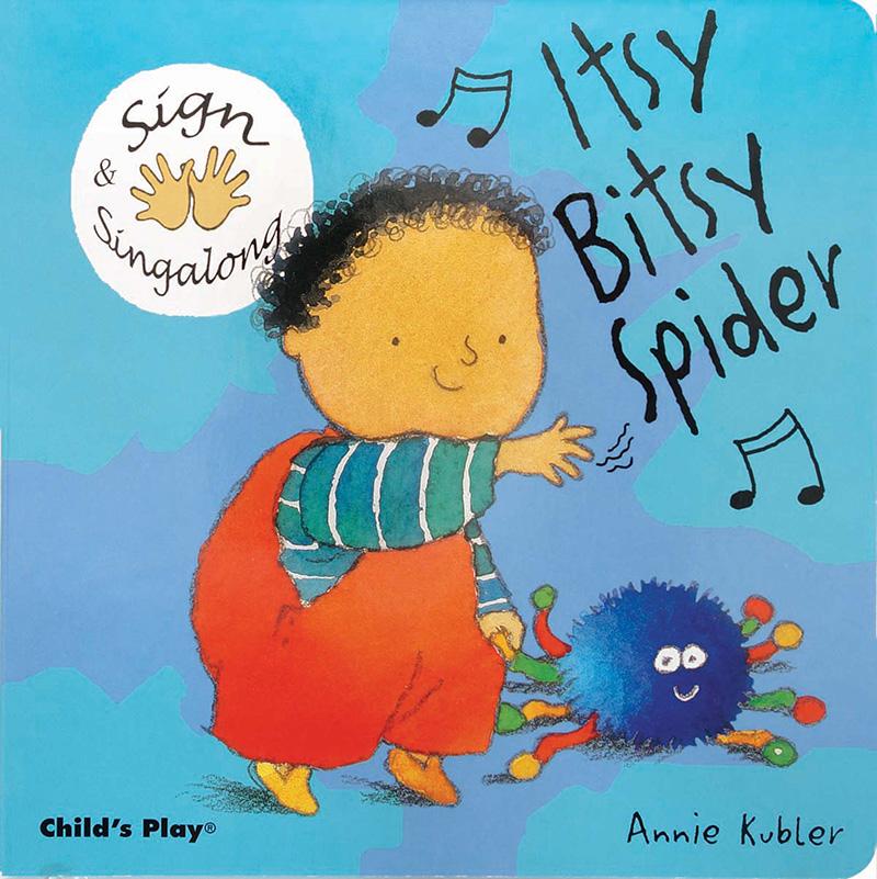 Itsy, Bitsy Spider - Jacket
