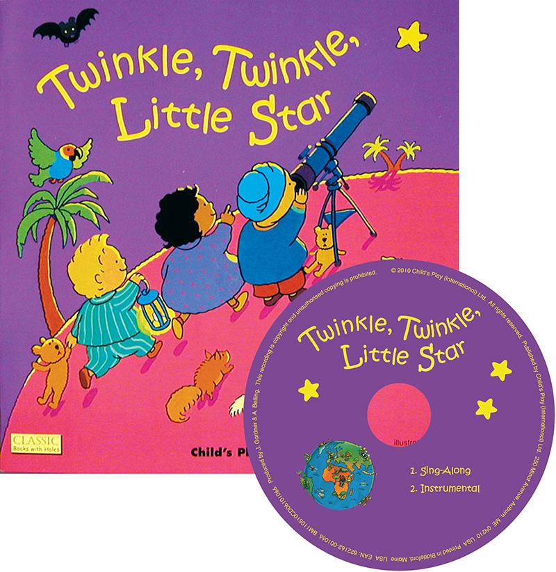 Twinkle,Twinkle Little Star - Jacket