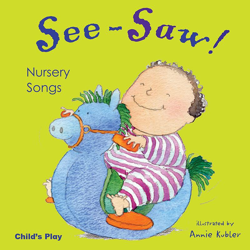 See-Saw! Nursery Songs - Jacket
