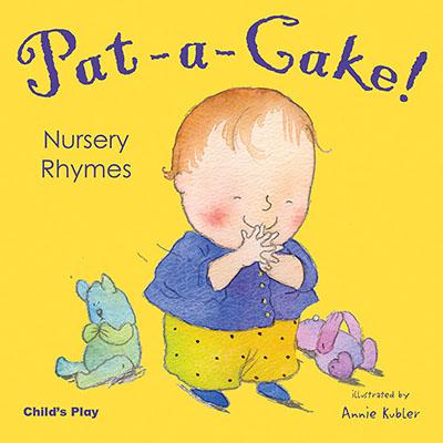 Pat-a-cake! Nursery Rhymes - Jacket