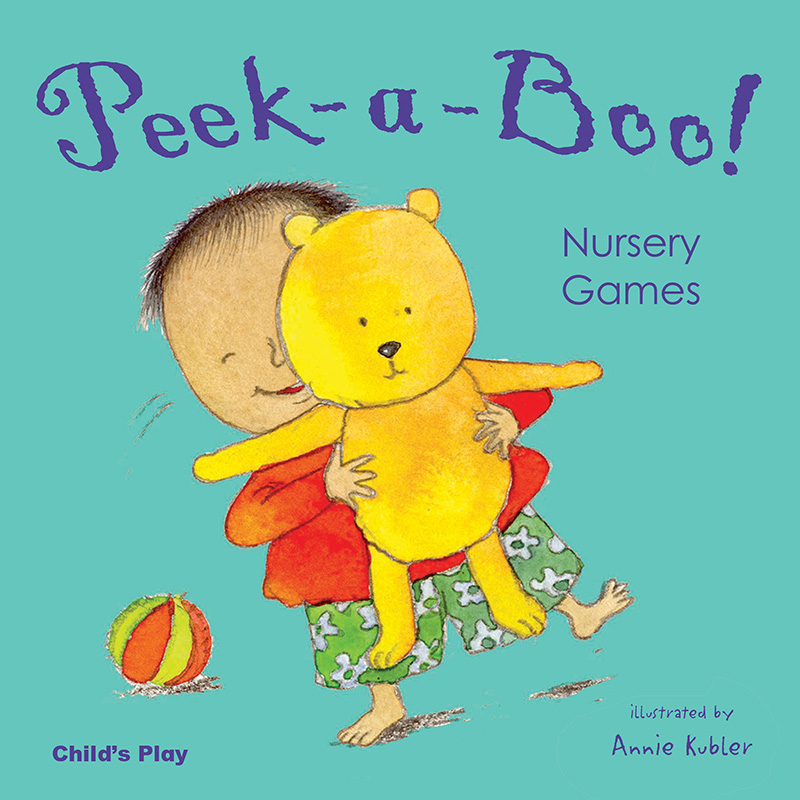 Peek-a-Boo! Nursery Games - Jacket
