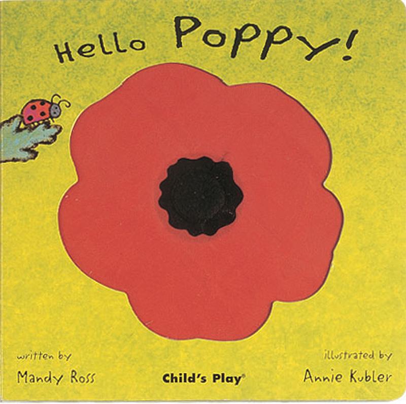 Hello Poppy - Jacket