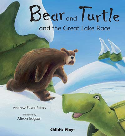 Bear and Turtle and the Great Lake Race - Jacket