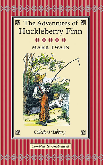 The Adventures of Huckleberry Finn - Jacket