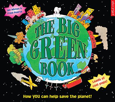 The Big Green Book - Jacket