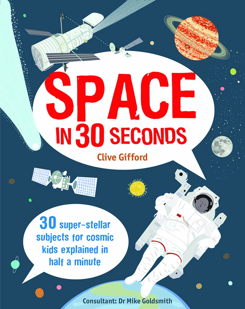 Space in 30 Seconds - Jacket