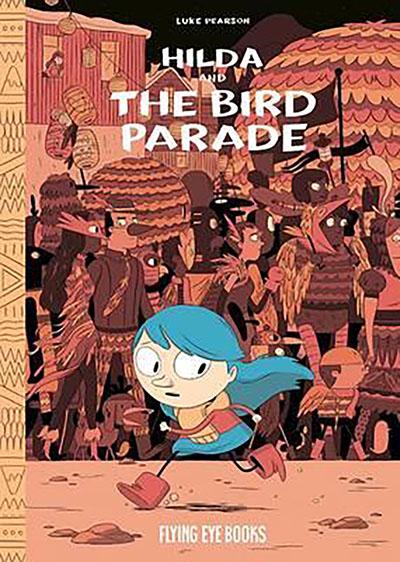 Hilda and the Bird Parade - Jacket