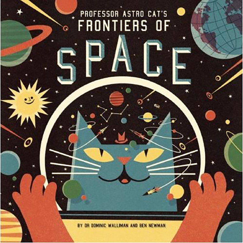 Professor Astro Cat's Frontiers of Space - Jacket