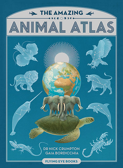 The Amazing Animal Atlas - Jacket
