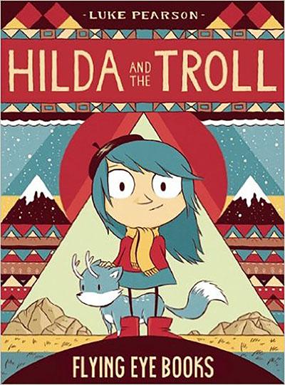 Hilda and the Troll - Jacket