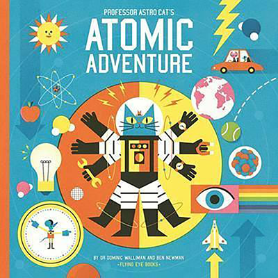 Professor Astro Cat's Atomic Adventure - Jacket