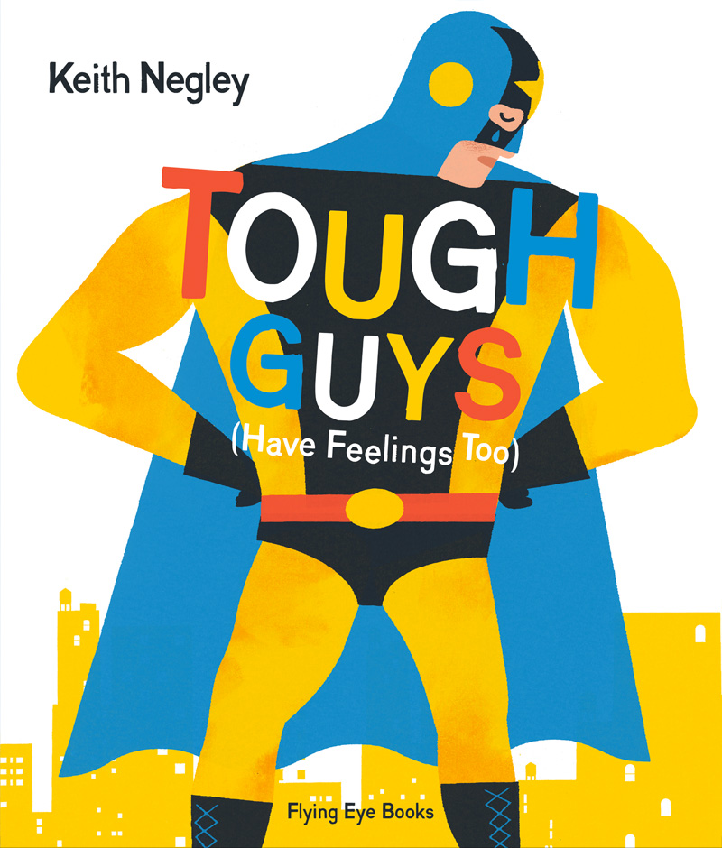 Tough guys (Have Feelings Too) - Jacket