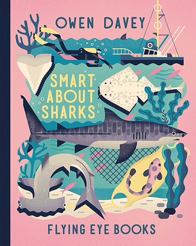 Smart About Sharks - Jacket