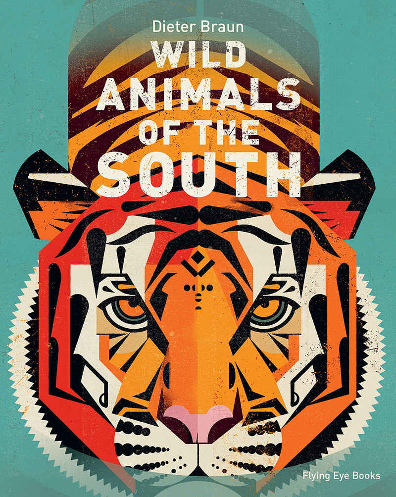 Wild Animals of the South - Jacket
