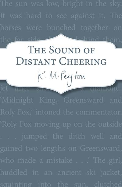 The Sound Of Distant Cheering - Jacket
