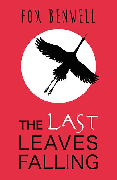 The Last Leaves Falling - Jacket