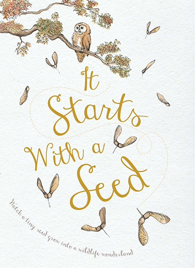 It Starts With A Seed - Jacket