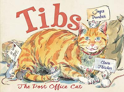 Tibs the Post Office Cat - Jacket