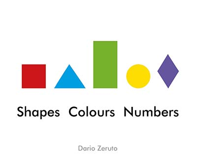 Shapes, Colours, Numbers - Jacket