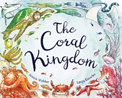The Coral Kingdom - Jacket