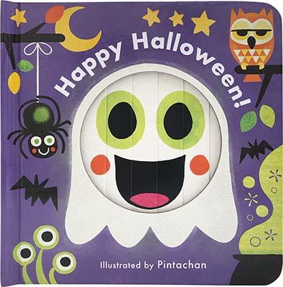 Little Faces: Happy Halloween! - Jacket
