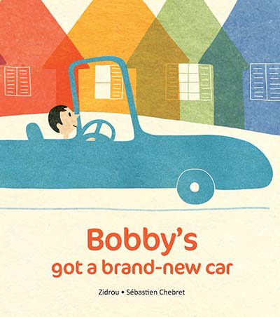 Bobby's Got A Brand-New Car - Jacket