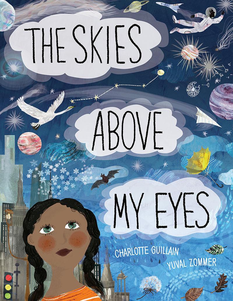 The Skies Above My Eyes - Jacket