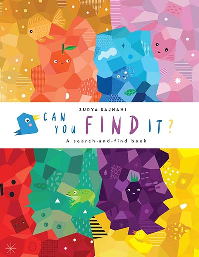 Animosaics: Can You Find It? - Jacket