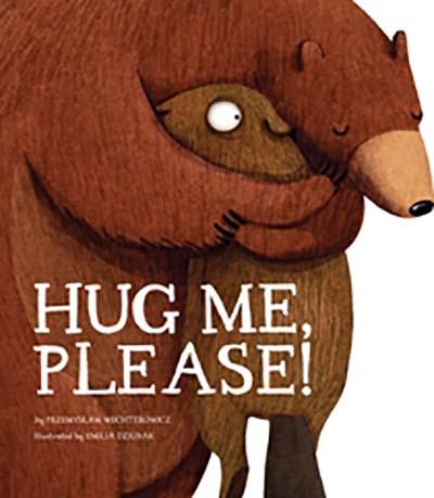 Hug Me, Please - Jacket