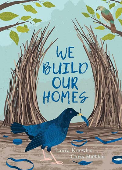 We Build Our Homes - Jacket
