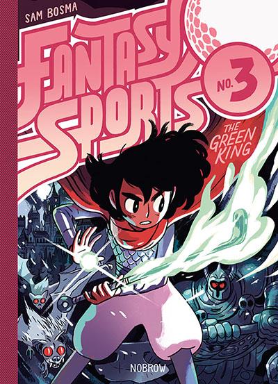Fantasy Sports 3: The Green King - Jacket
