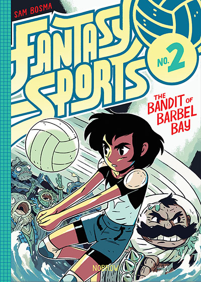 Fantasy Sports 2: The Bandit of Barbel Bay - Jacket