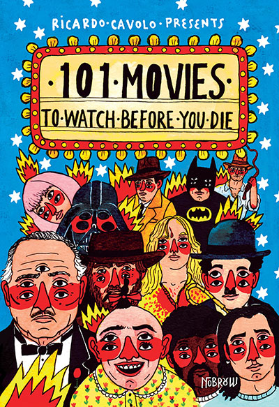 101 Movies to Watch Before you Die - Jacket