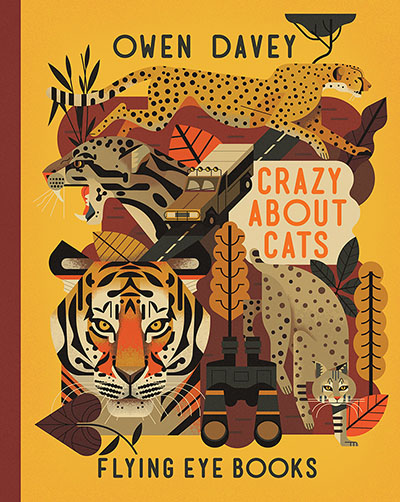 Crazy About Cats - Jacket