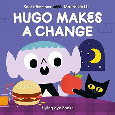 Hugo Makes a Change - Jacket