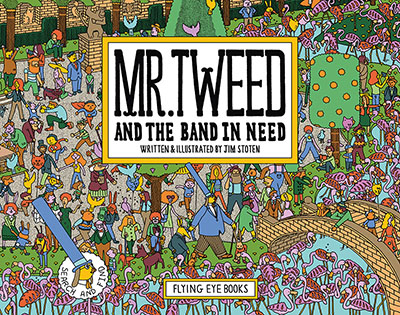 Mr Tweed and the Band in Need - Jacket