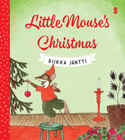 Little Mouse's Christmas - Jacket