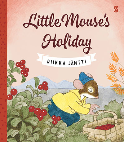 Little Mouse's Holiday - Jacket